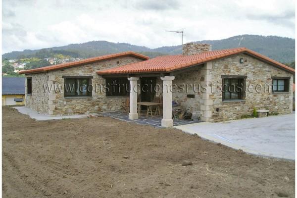 Casas increíbles en Construcciones Rústicas Gallegas 6104