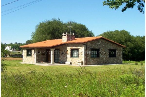 Casas increíbles en Construcciones Rústicas Gallegas 6110
