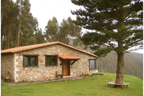 Casas increíbles en Construcciones Rústicas Gallegas 6111