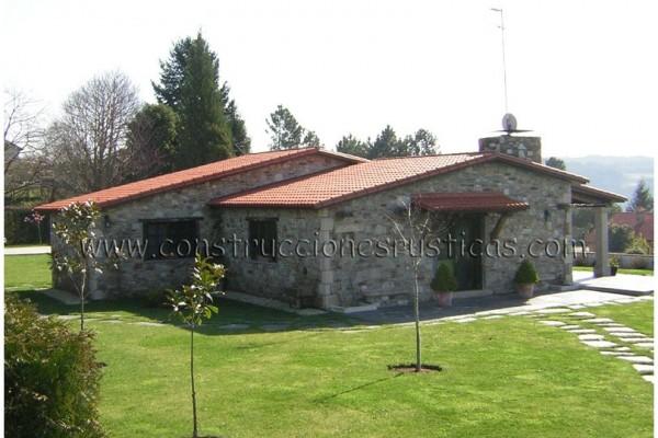 Casas increíbles en Construcciones Rústicas Gallegas 6115