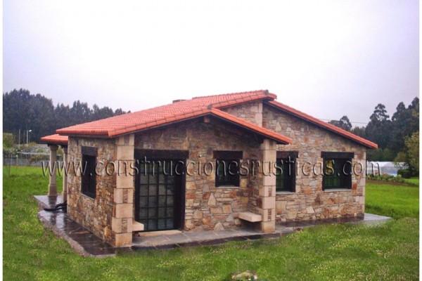 Casas increíbles en Construcciones Rústicas Gallegas 6116