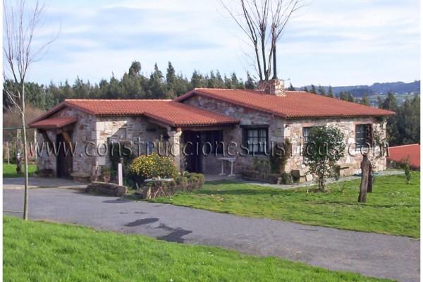 Casas increíbles en Construcciones Rústicas Gallegas 6117