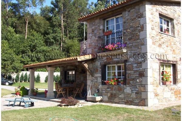 Casas increíbles en Construcciones Rústicas Gallegas 6140