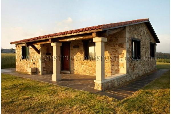 Casas incre bles en construcciones r sticas gallegas - Construcciones casas prefabricadas ...