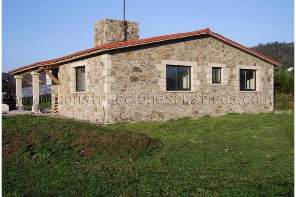 Casas increíbles en Construcciones Rústicas Gallegas 6100
