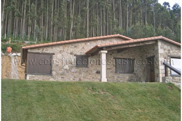 Casas increíbles en Construcciones Rústicas Gallegas 6101