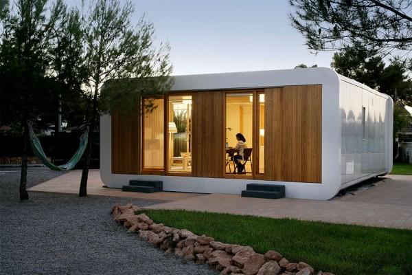 Casas modulares en NOEM 1965