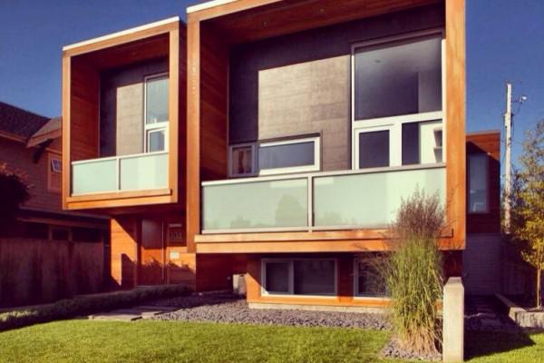 Casas modulares en Acero Modular 4380