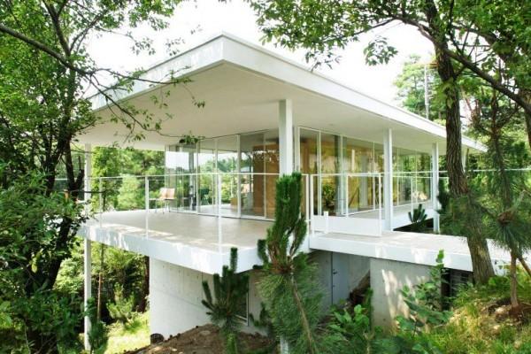 Casas modulares en Acero Modular 4372