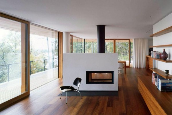 Casas modulares en acero modular viviendu for Casas prefabricadas minimalistas
