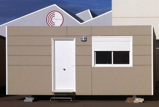 Casas modulares en Aero Mobilocio 90