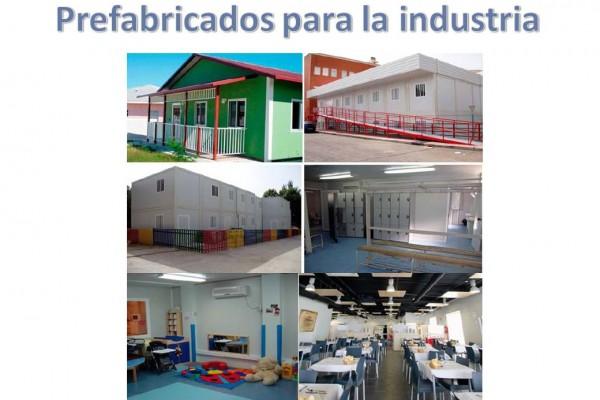 Casas modulares en Aero Mobilocio 91