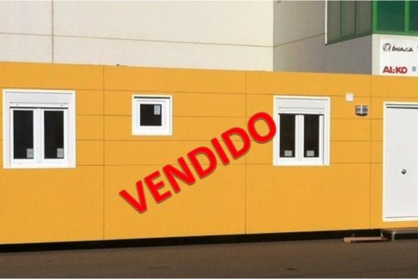 Casas modulares en Aero Mobilocio 92