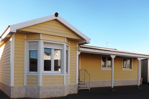 Casas modulares en Aero Mobilocio 93