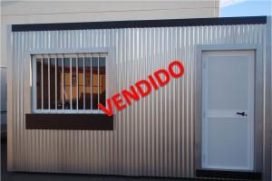 Casas modulares en Aero Mobilocio 94