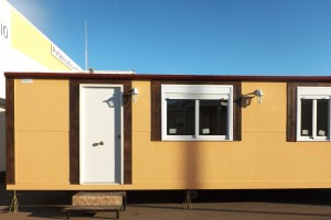 Casas modulares en Aero Mobilocio 97