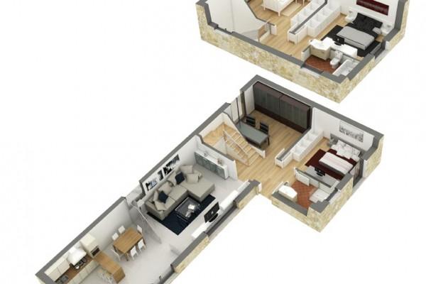 Casas modulares en Aldocain Modular 4531