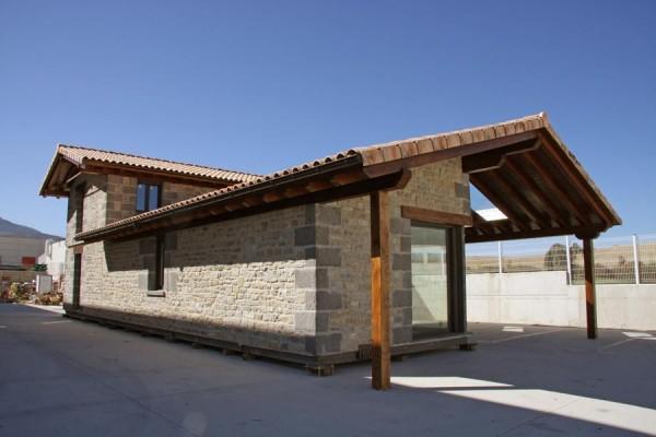 Casas modulares en Aldocain Modular 4522