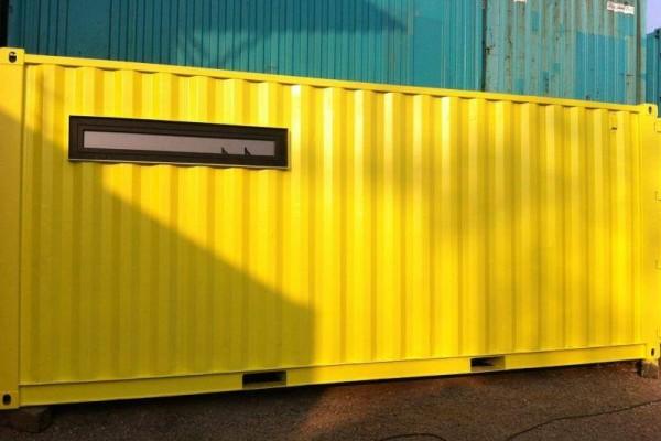 Casas modulares en Aurtenetxea Containers 1801