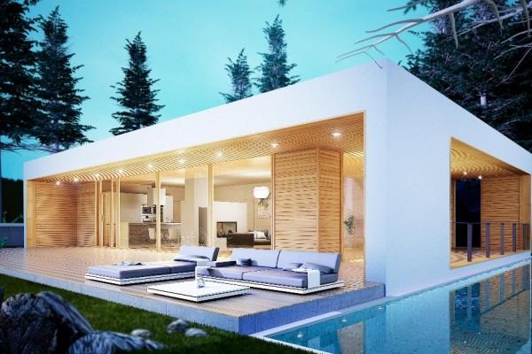 Casas modulares en Donacasa 733