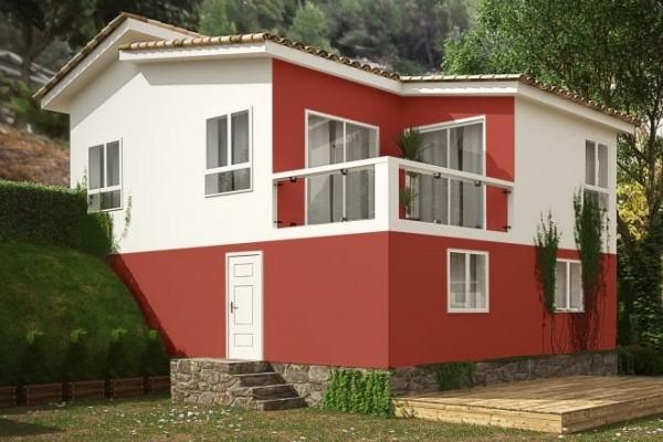 Casas modulares en Donacasa 734