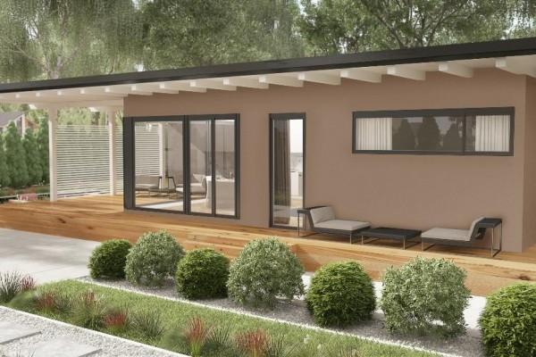 Casas modulares en Donacasa 735