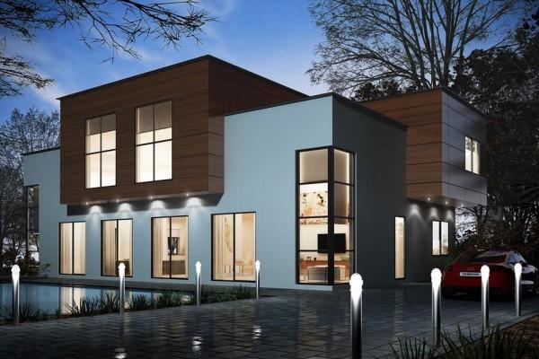 Casas modulares en Donacasa 736