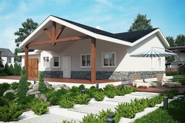 Casas modulares en Donacasa 737