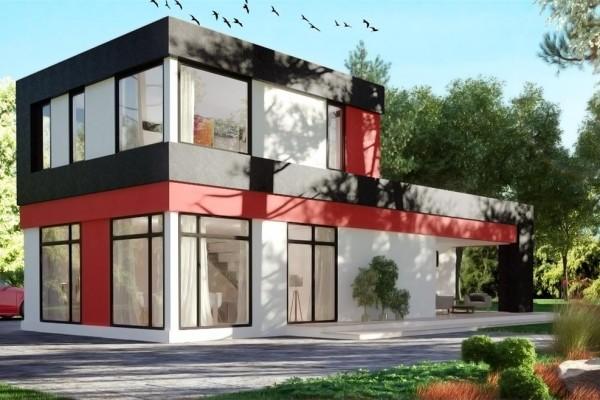 Casas modulares en Donacasa 738