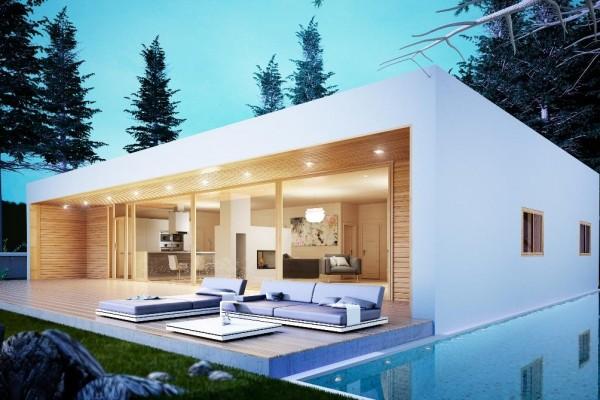Casas modulares en Donacasa 740