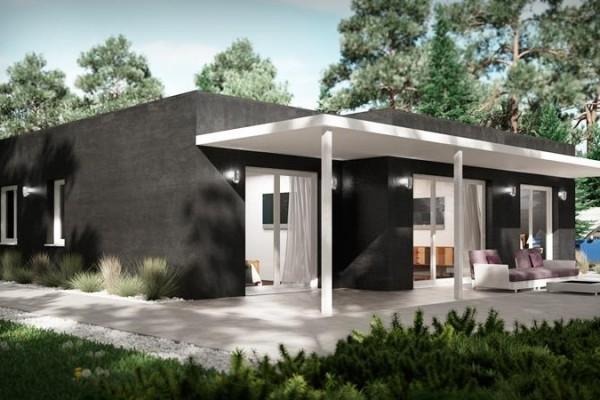 Casas modulares en Donacasa 743