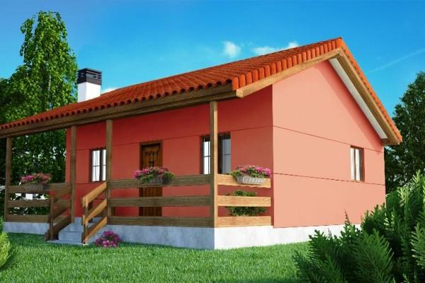 Casas modulares en Donacasa 745