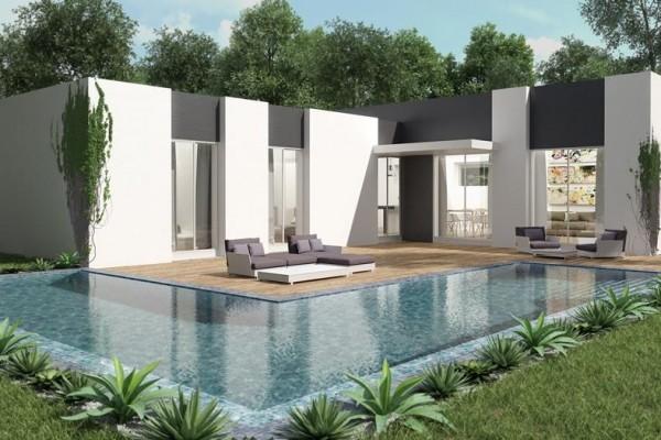 Casas modulares en Donacasa 746