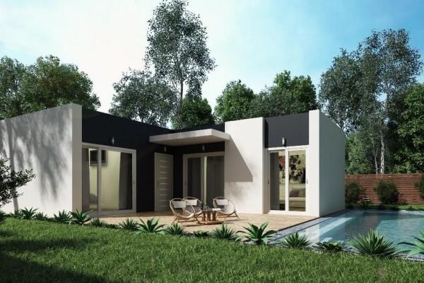 Casas modulares en Donacasa 747