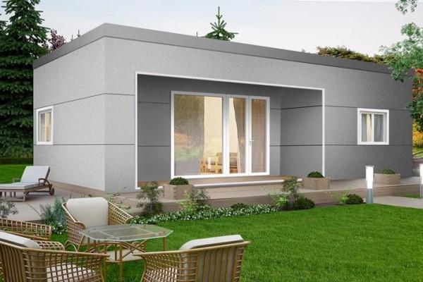 Casas modulares en Donacasa 748