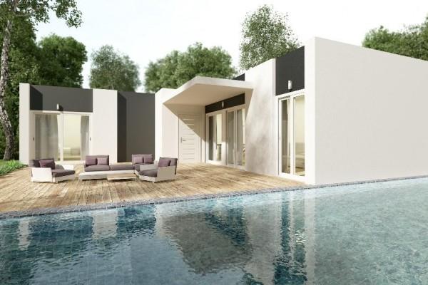 Casas modulares en Donacasa 749