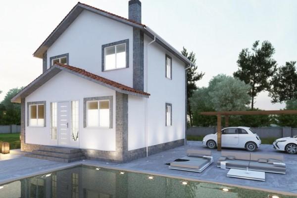 Casas modulares en Donacasa 726