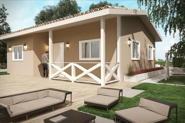 Casas modulares en Donacasa 729