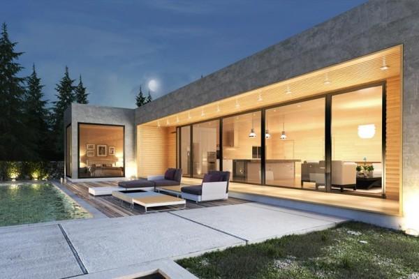 Casas modulares en Donacasa 724
