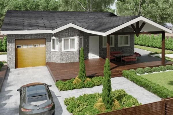 Casas modulares en Donacasa 730