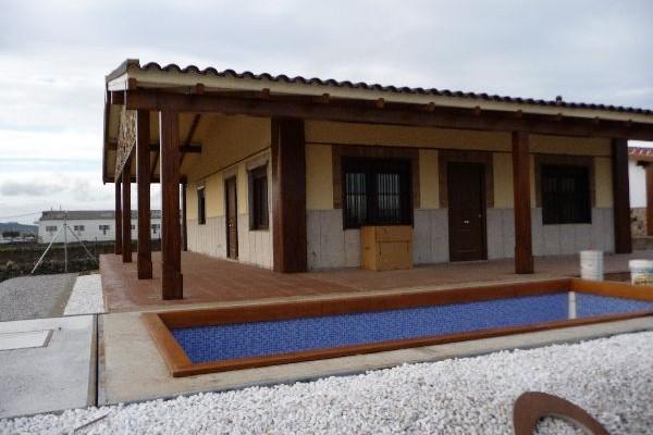 Casas de madera baratas viviendu - Casas prefabricadas cuenca ...