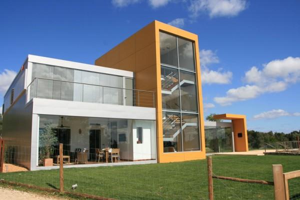 Casas modulares en ABC Modular 2093