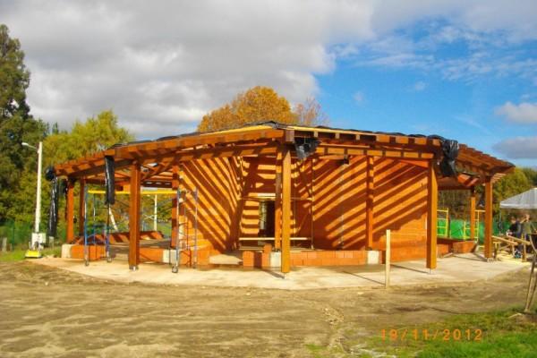 Casas ecológicas en Bioedif 2472