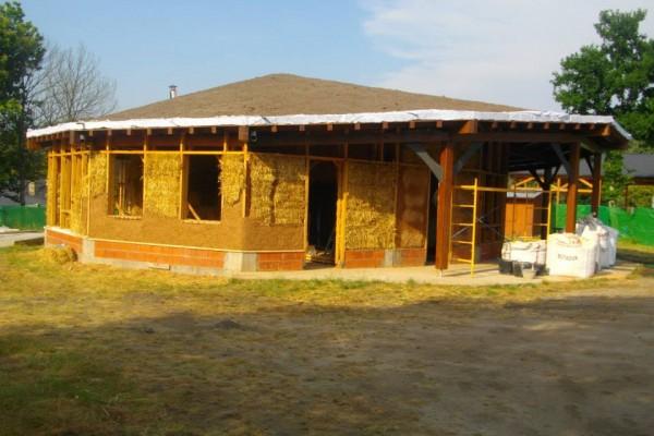 Casas ecológicas en Bioedif 2473