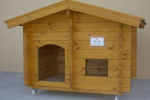 Casetas de madera en Amadera Deluxe 5022