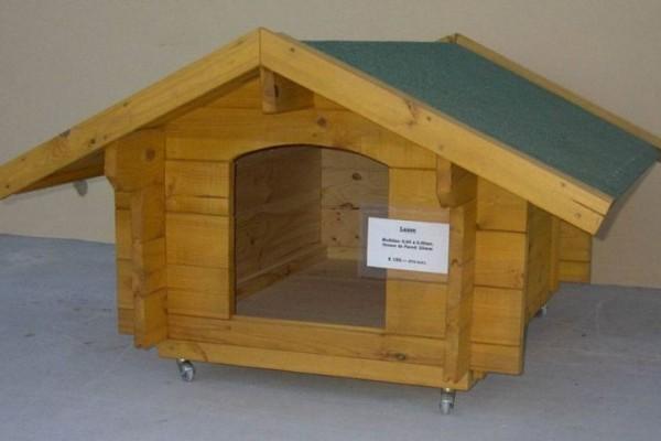 Casetas de madera en Amadera Deluxe 5023