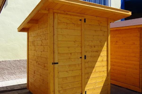 Casetas de madera en Amadera Deluxe 157