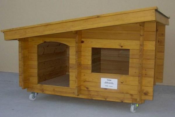 Casetas de madera en Amadera Deluxe 160