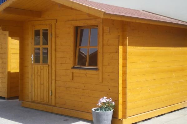 Casetas de madera en Amadera Deluxe 156