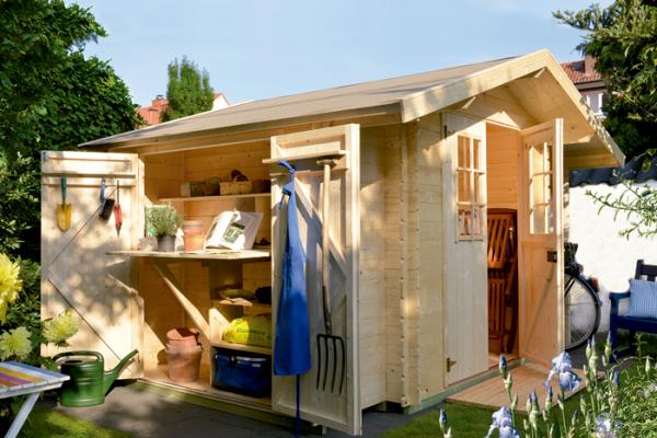 Casetas de madera en bauhaus viviendu - Bauhaus casetas jardin ...